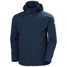 Helly Hansen Mono, rain jacket, men, navy