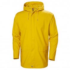 Helly Hansen Moss rain coat, men, essential yellow