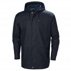 Helly Hansen Moss rain coat, men, navy