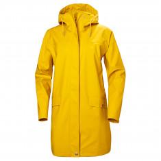 Helly Hansen Moss rain coat, women, essential yellow