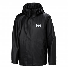Helly Hansen Moss, rain jacket, junior, black