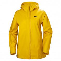 Helly Hansen Moss, rain Jacket, women, essential yellow