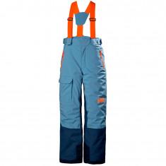 Helly Hansen No Limits ski pants, Junior, blue fog