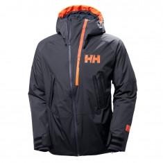 Helly Hansen Nordal ski jacket, mens, blue