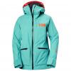 Helly Hansen Powderqueen 3.0, ski jacket, women, ash rose