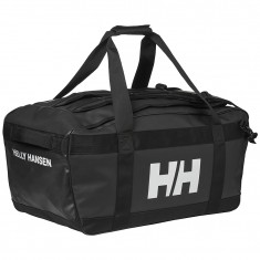 Helly Hansen Scout Duffel Bag, 90L, black
