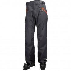 Helly Hansen Selkirk mens ski pants, graphite blue