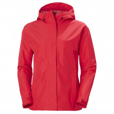 Helly Hansen Seven J Rain Jacket, women, raspberry