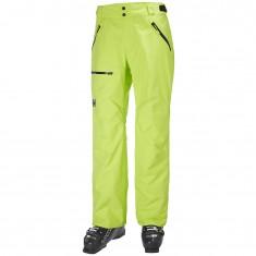 Helly Hansen Sogn Cargo ski pants, men, azid lime