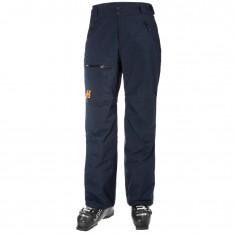 Helly Hansen Sogn Cargo ski pants, men, navy