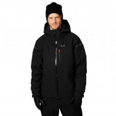 Helly Hansen Swift 4.0 ski jacket, men, black