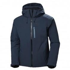 Helly Hansen Swift 4.0 ski jacket, men, north sea blue