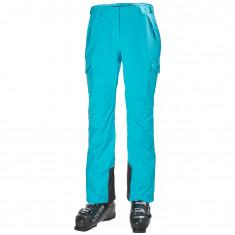 Helly Hansen Switch Cargo 2.0 pant, womens, Scuba Blue