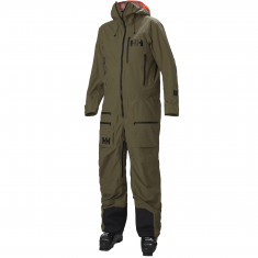 Helly Hansen Ullr Chugach Powder suit, men, uniform green