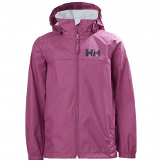Helly Hansen Urban rain jacket, junior, magenta haze