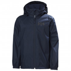 Helly Hansen Urban rain jacket, junior, navy