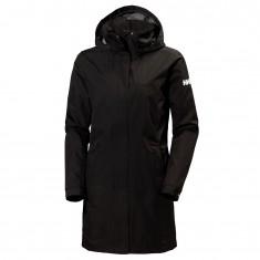 Helly Hansen Aden Long, Rain Jacket, women, black