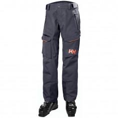 Helly Hansen W Aurora Shell 2.0, pants, women, graphite blue