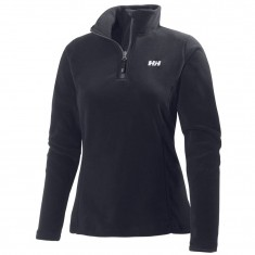 Helly Hansen W Daybreaker 1/2 zip Fleece, women, black