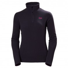 Helly Hansen W Daybreaker 1/2 zip Fleece, women, nightshade