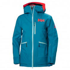 Helly Hansen W Kvitegga Shell Jacket, women, blue