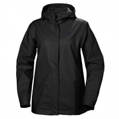 Helly Hansen Moss, rain Jacket, women, black