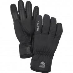 Hestra Bismo CZone ski gloves, sort