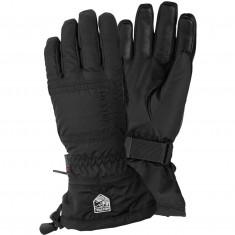 Hestra CZone Powder ski gloves, women, black