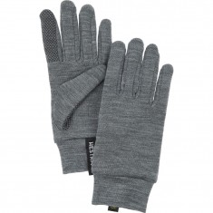 Hestra Merino Touch Point liner, grey