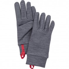 Hestra Touch Point Warmth liner, grey