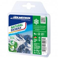 Holmenkol Natural skiwax 70g