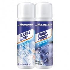 Holmenkol Textile Wash+Wash Proof, 2x250 ml