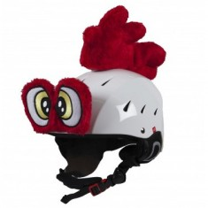 Hoxy ears helmetcover, Rooster