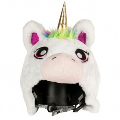 Hoxyheads helmet covers, unicorn