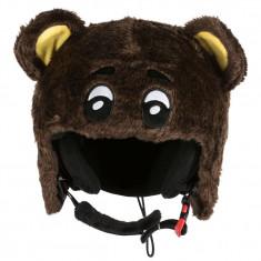 Hoxyheads helmetcover, bear