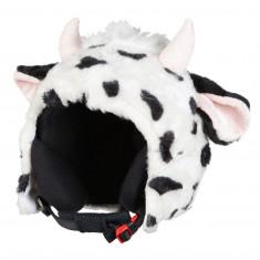 Hoxyheads helmetcover, cow