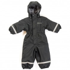 Hulabalu Orion Snowsuit, Black/Asphalt