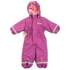 Hulabalu Orion Snowsuit, Bordeaux/Rose