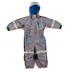 Hulabalu Snoop Snowsuit, Asphalt