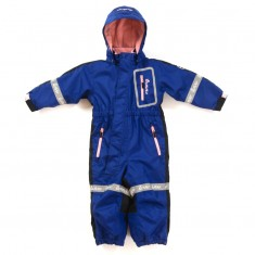 Hulabalu Snoop Snowsuit, Navy