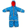 Hulabalu X-Star Snowsuit, Black