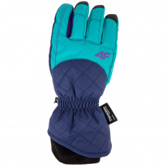 4F InnerTech womens gloves, blue