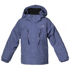 Isbjörn Helicopter ski jacket, junior, denim