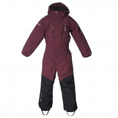 Isbjörn Penguin Snowsuit, bordeaux