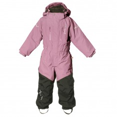 Isbjörn Penguin Snowsuit, dusty pink