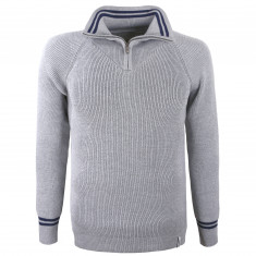 Kama Baldur Merino Sweater, men, graphite