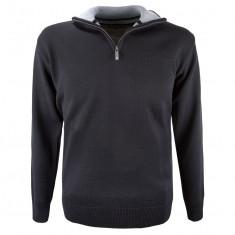 Kama Bjoern Merino Sweater, men, black
