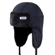 Kama Lapon softshell hat, black