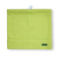 Kama neck warmer, Tecnopile fleece, green