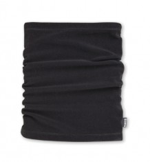 Kama neck warmer, Tecnostretch fleece, black